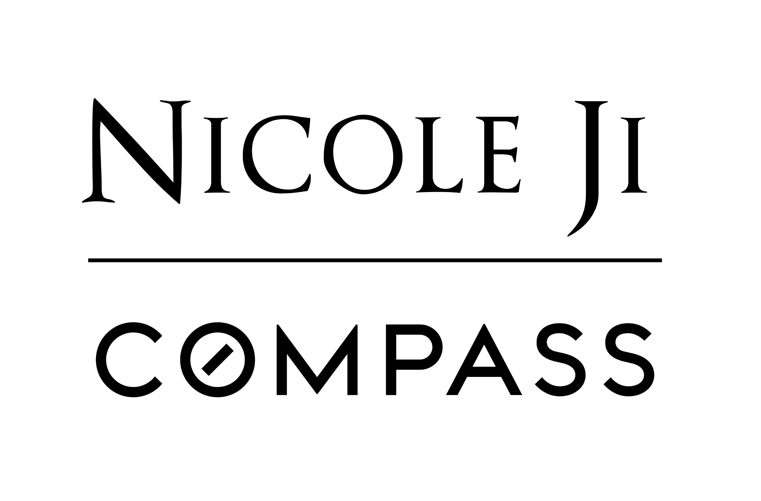 Nicole Ji Compass